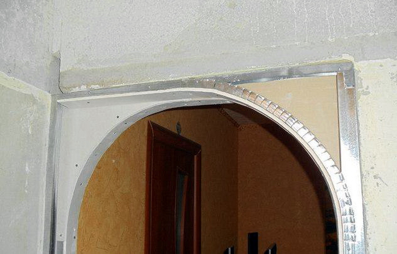 Арка в дверной проем своими руками фото 134