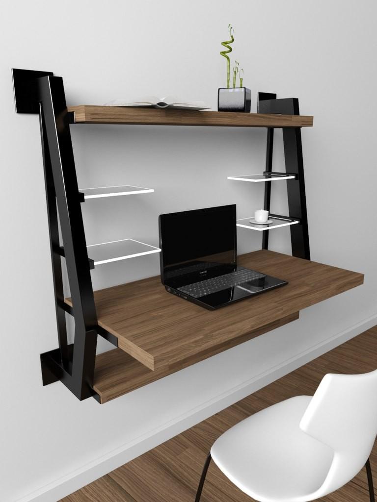 Компьютерный стол с надстройкой (46 фото): прямые письменные.