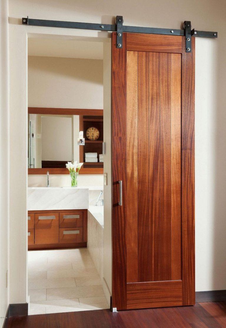 необычные межкомнатные двери фото
