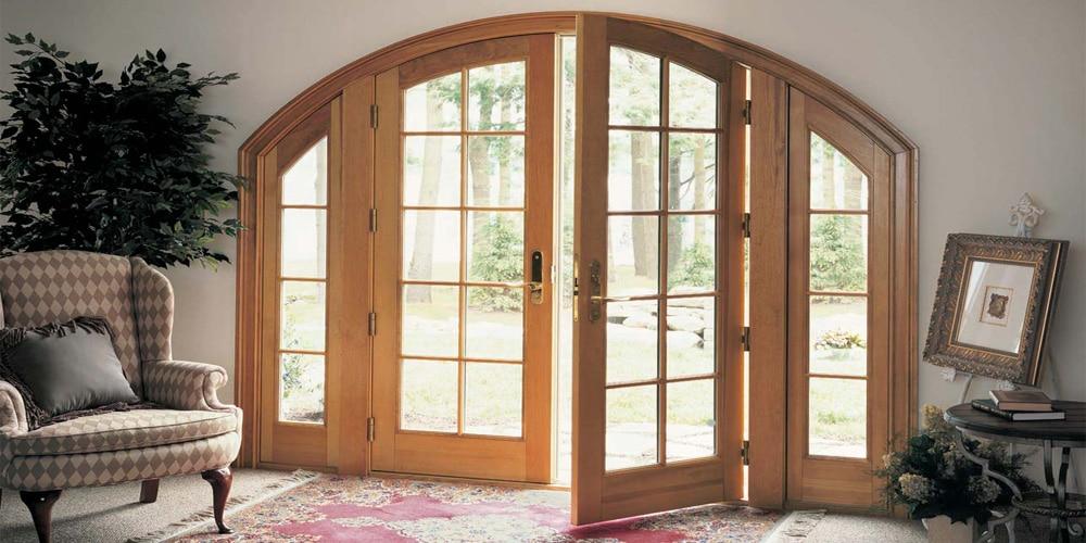 двери межкомнатные двухстворчатые распашные размеры