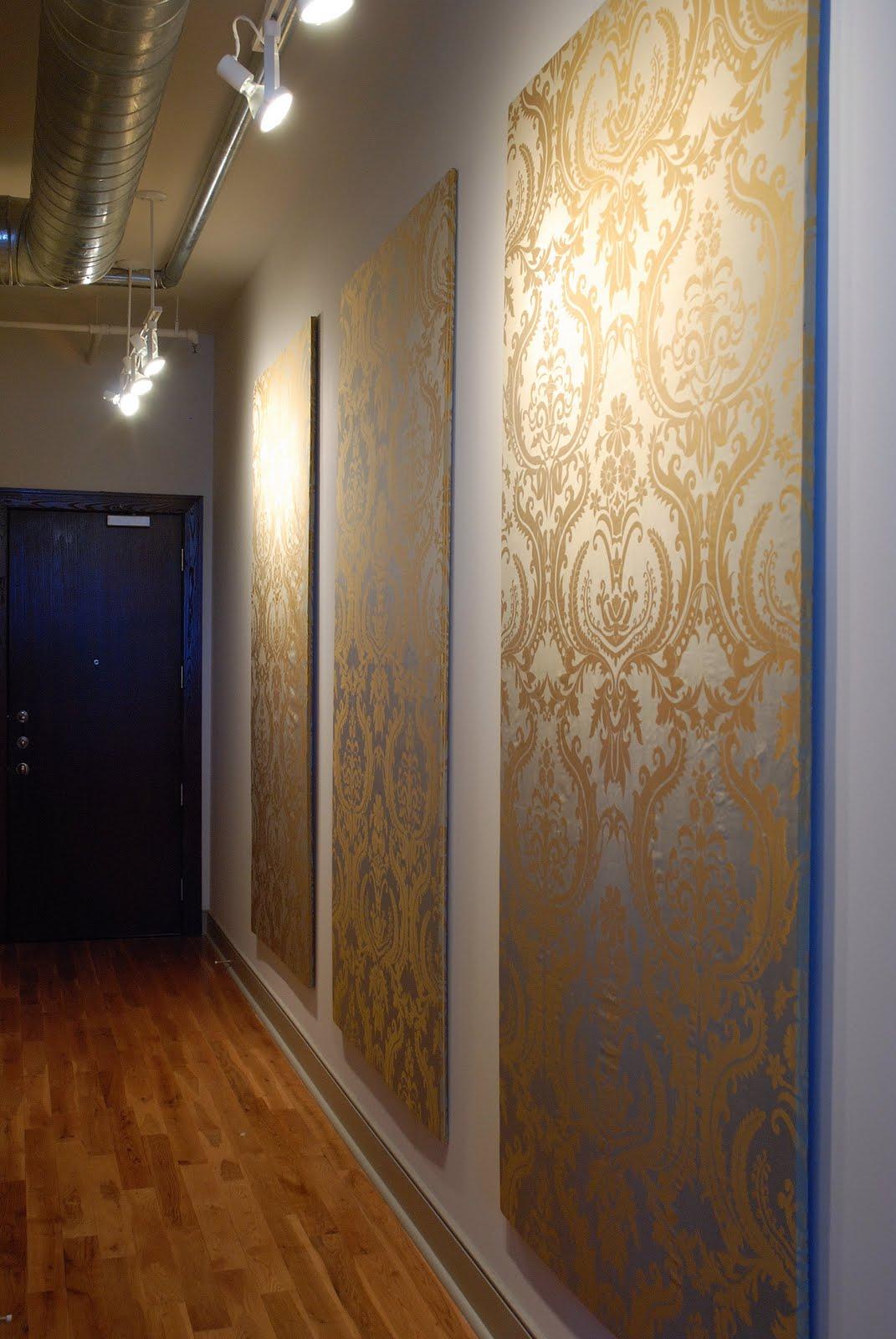 фото обои в коридор фото