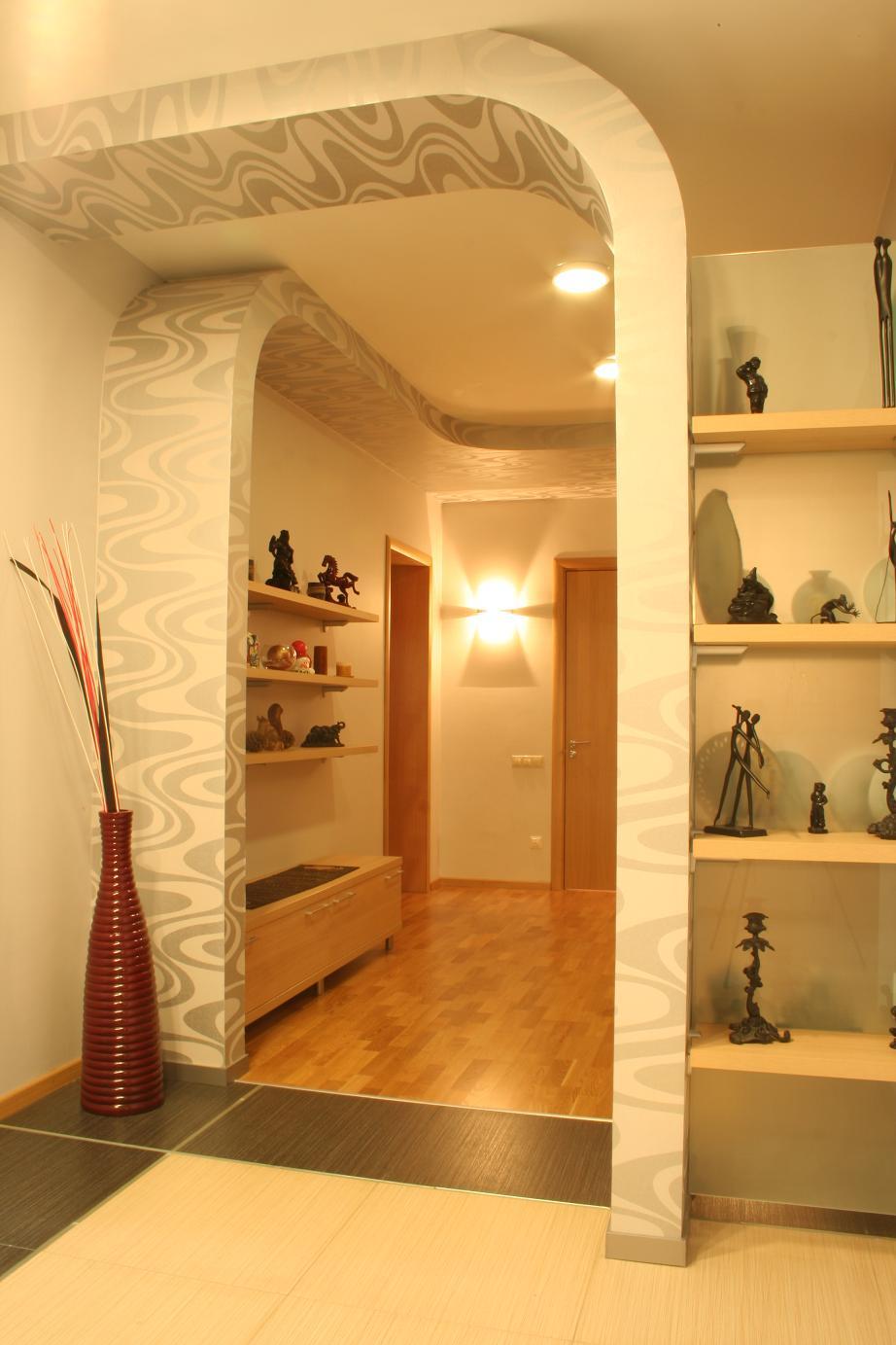 Дизайн длинного коридора (51 фото): идеи и решения в интерье.