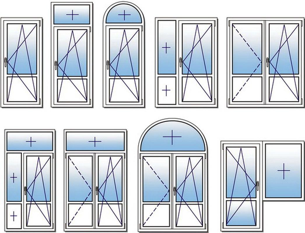 Окна и двери - борей-крым.