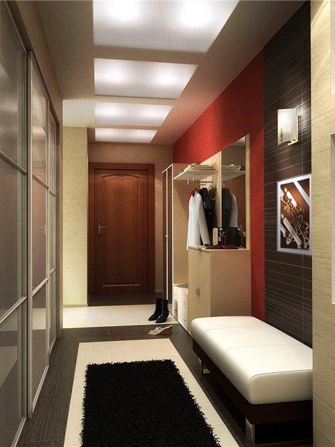 Прихожая - дизайн и стиль коридора и отделка