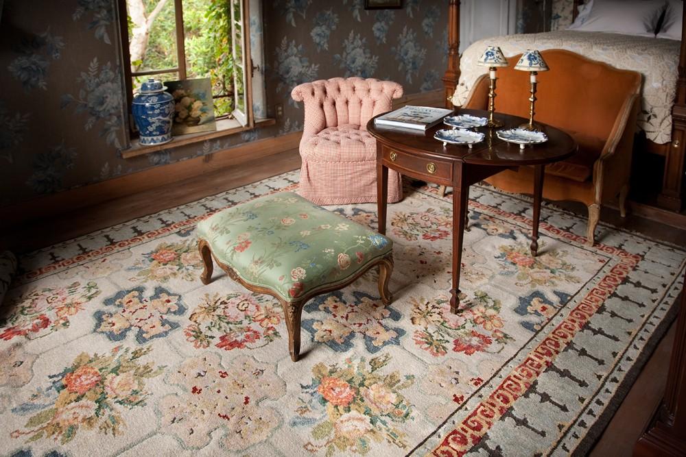 Дизайн интерьера ковров