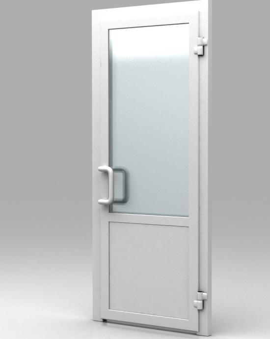 Регулировка пластиковой входной двери своими руками