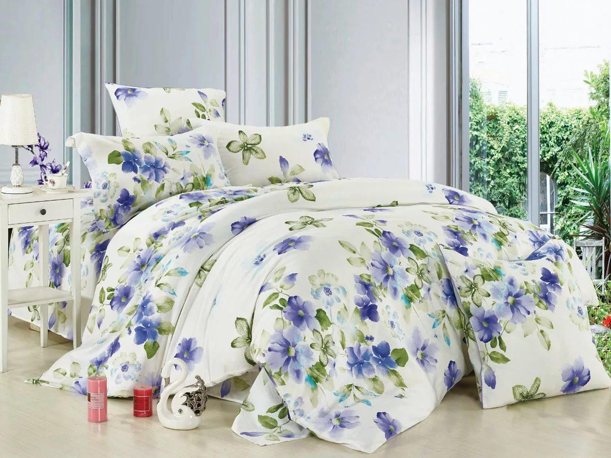 Какое бывает постельное белье