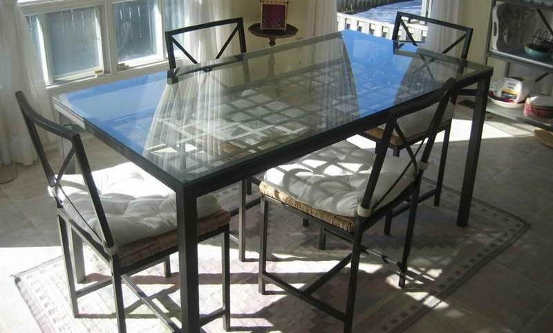 стеклянные столы Ikea 19 фото белые модели со столешницей из стекла