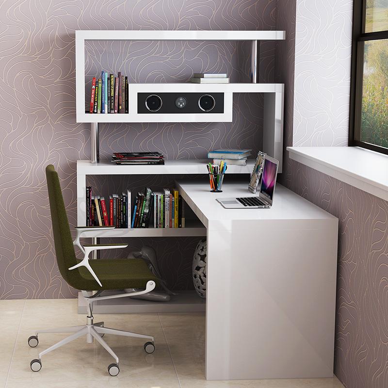 Угловые столы для ноутбука (15 фото): малогабаритный компьют.