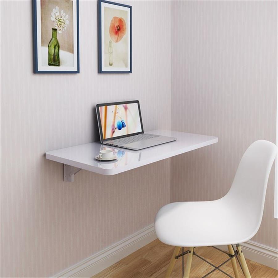 Откидной стол с креплением к стене: настенный столик ikea, м.