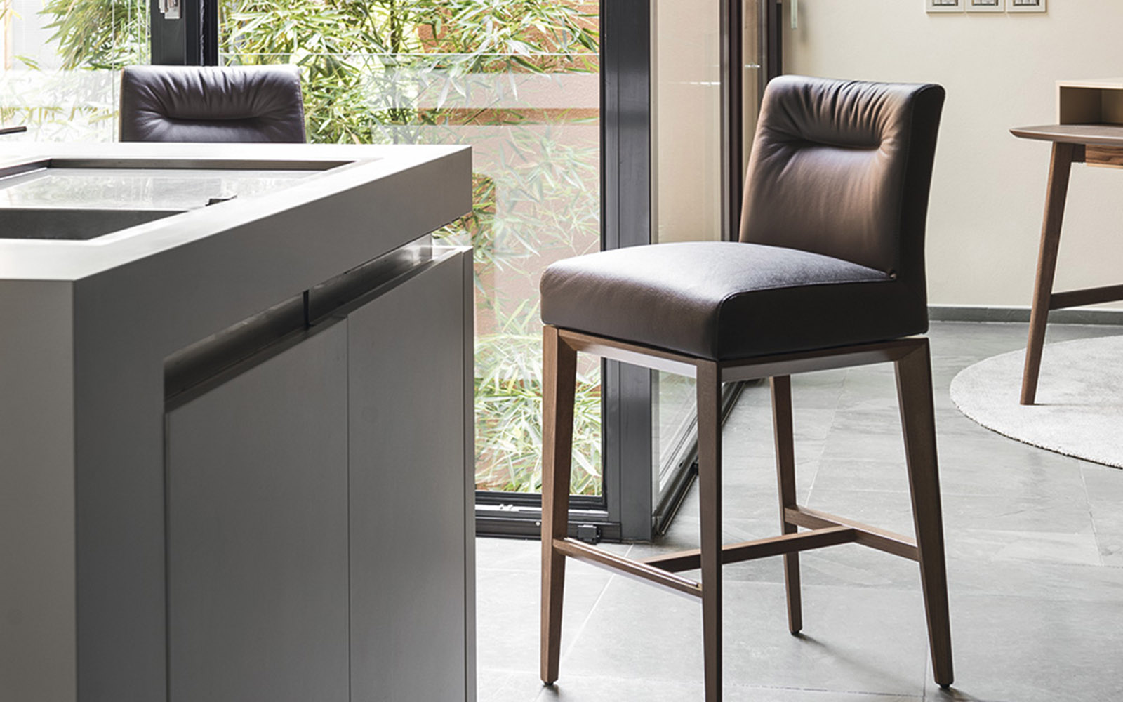 барные стулья от Ikea 50 фото складные деревянные полубарные