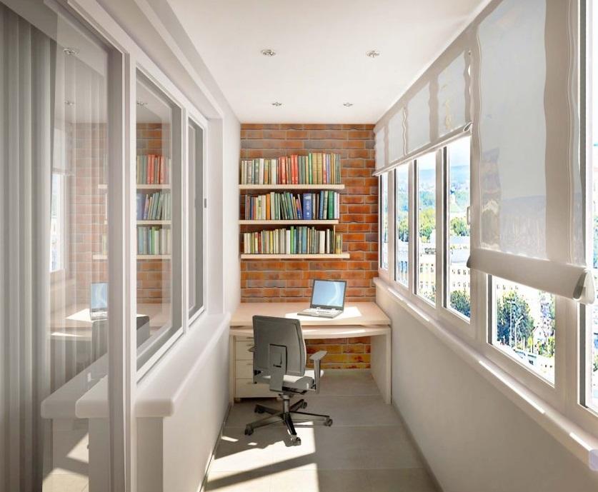 Отделка балкона внутри своими руками: 240+ (фото) вариантов.