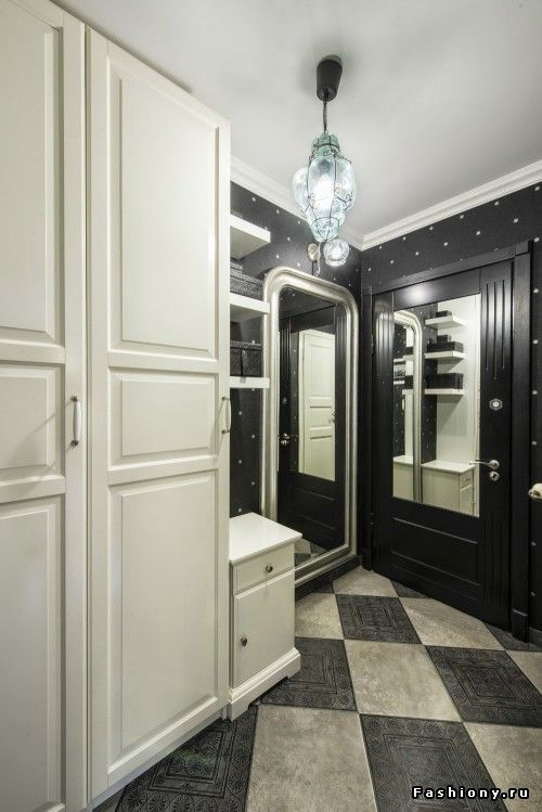 Интерьер однокомнатной квартиры  ТОП60 фото дизайна 1