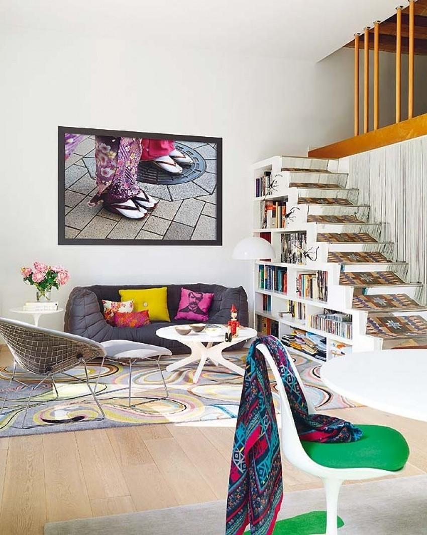 оригинальные идеи для квартиры фото шьем букву
