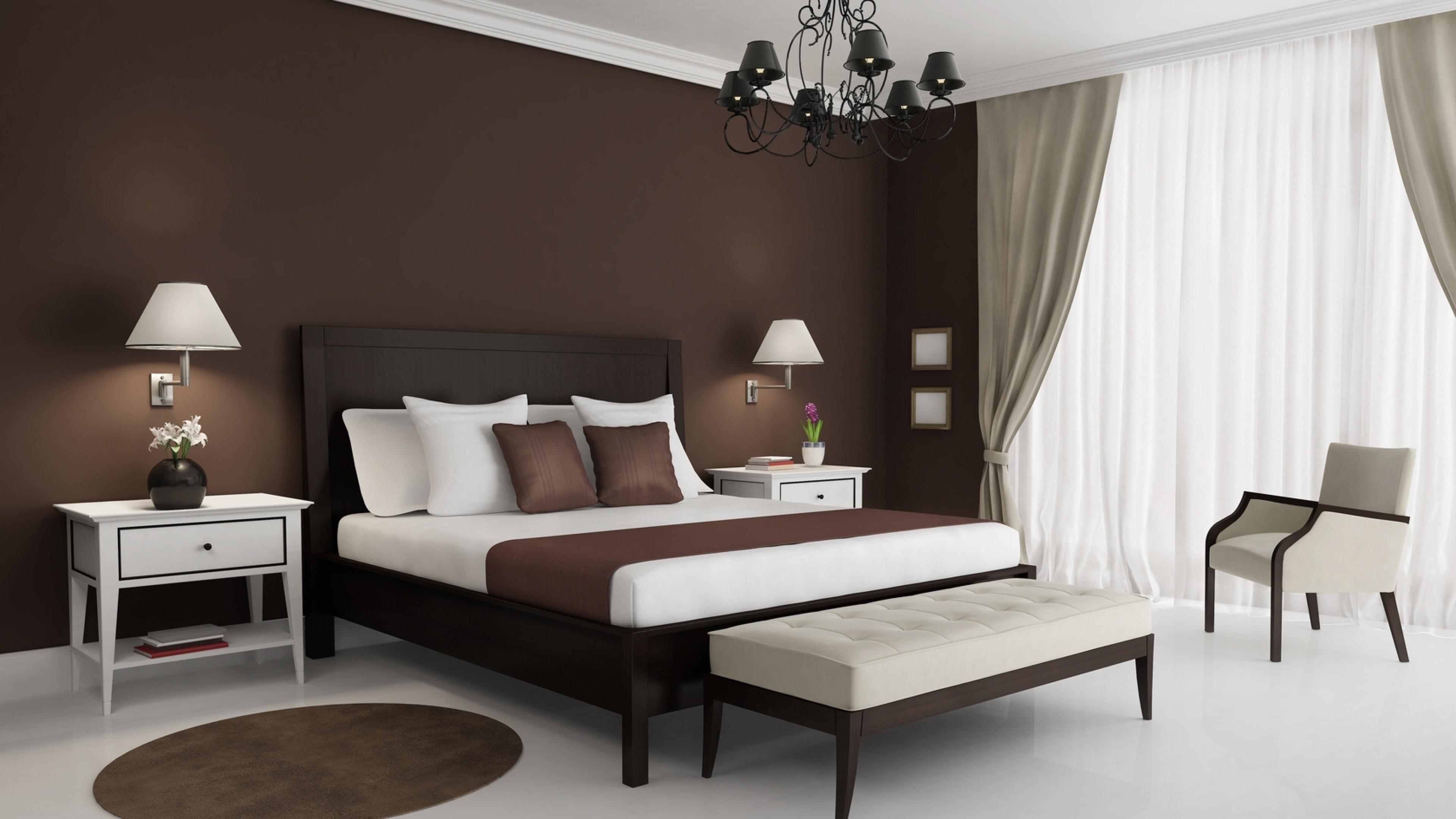 Модные «фишки» и современные тенденции в ремонте квартир, спальня