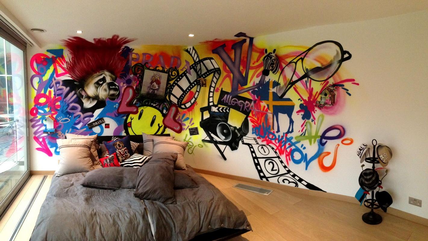 Дизайн комнаты для девушкиграфии