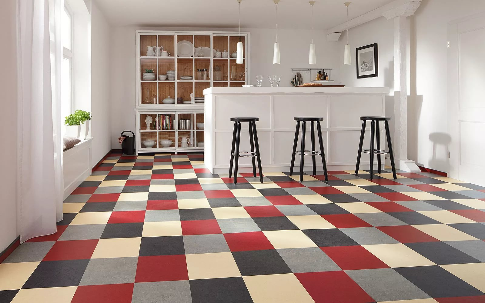 Теплый пол под линолеум на бетонный пол как и чем утеплить