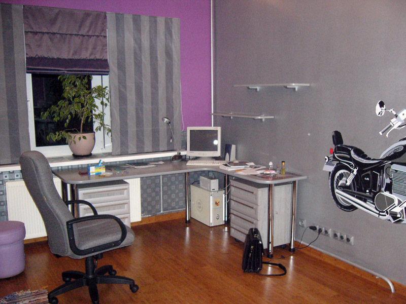 Размеры компьютерного стола (38 фото): стандартная высота и .