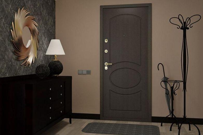 Какой толщины должна быть дверь. Толстые входные двери, плюсы и минусы