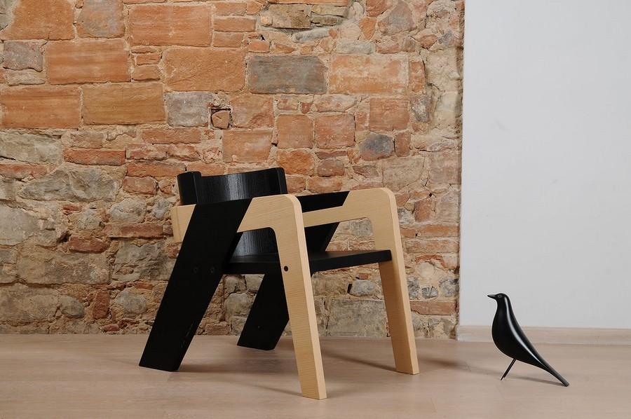 Дизайнерские стулья своими руками фото