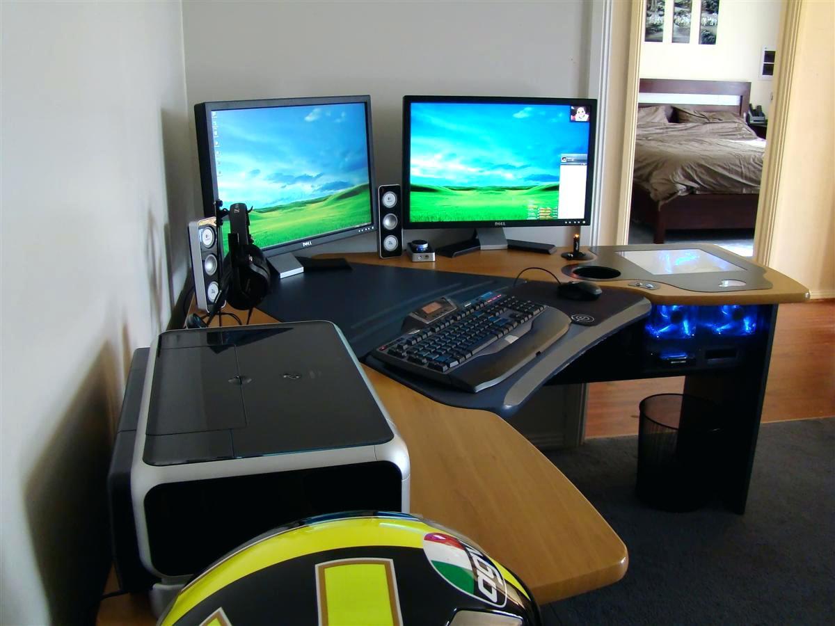 Компьютерный стол (70 фото): современные рабочие письменные .