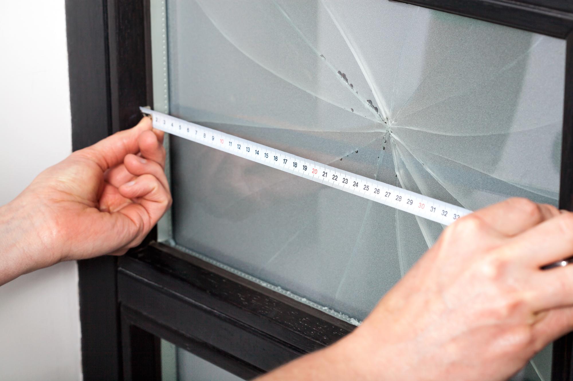 Двери межкомнатные замена стекла своими руками 99