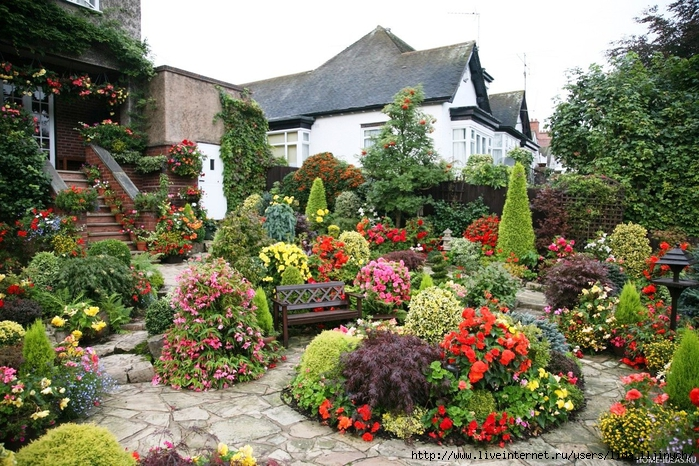Цветники и клумбы своими руками на даче цветущие все лето 84 фото низкорослые цветы и их названия какие лучше посадить однолетние и многолетние виды