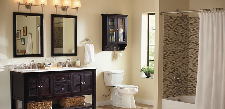 Bathroom Remodeling At The Home Depot: Дизайн дома (117 фото): оформление интерьера всех комнат