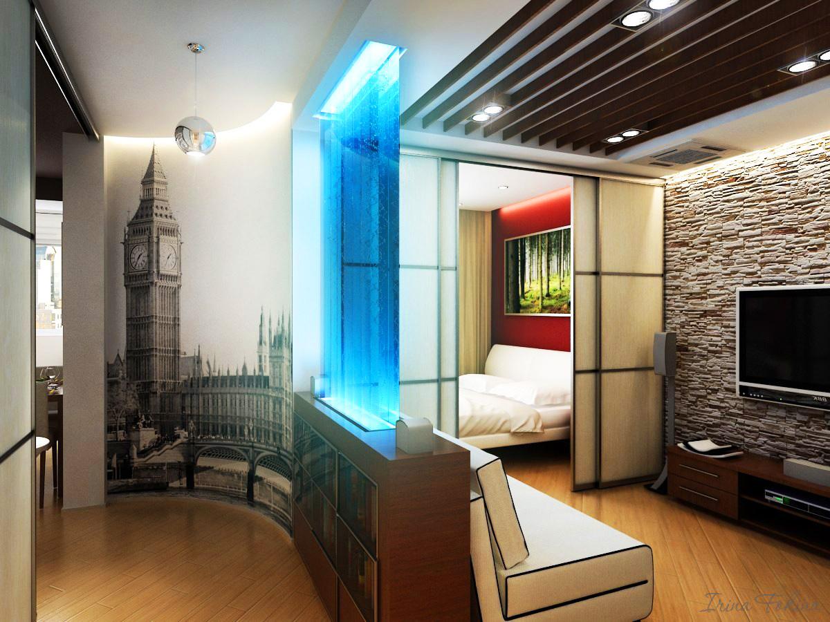 Фото дизайна маленьких квартир хрущевок