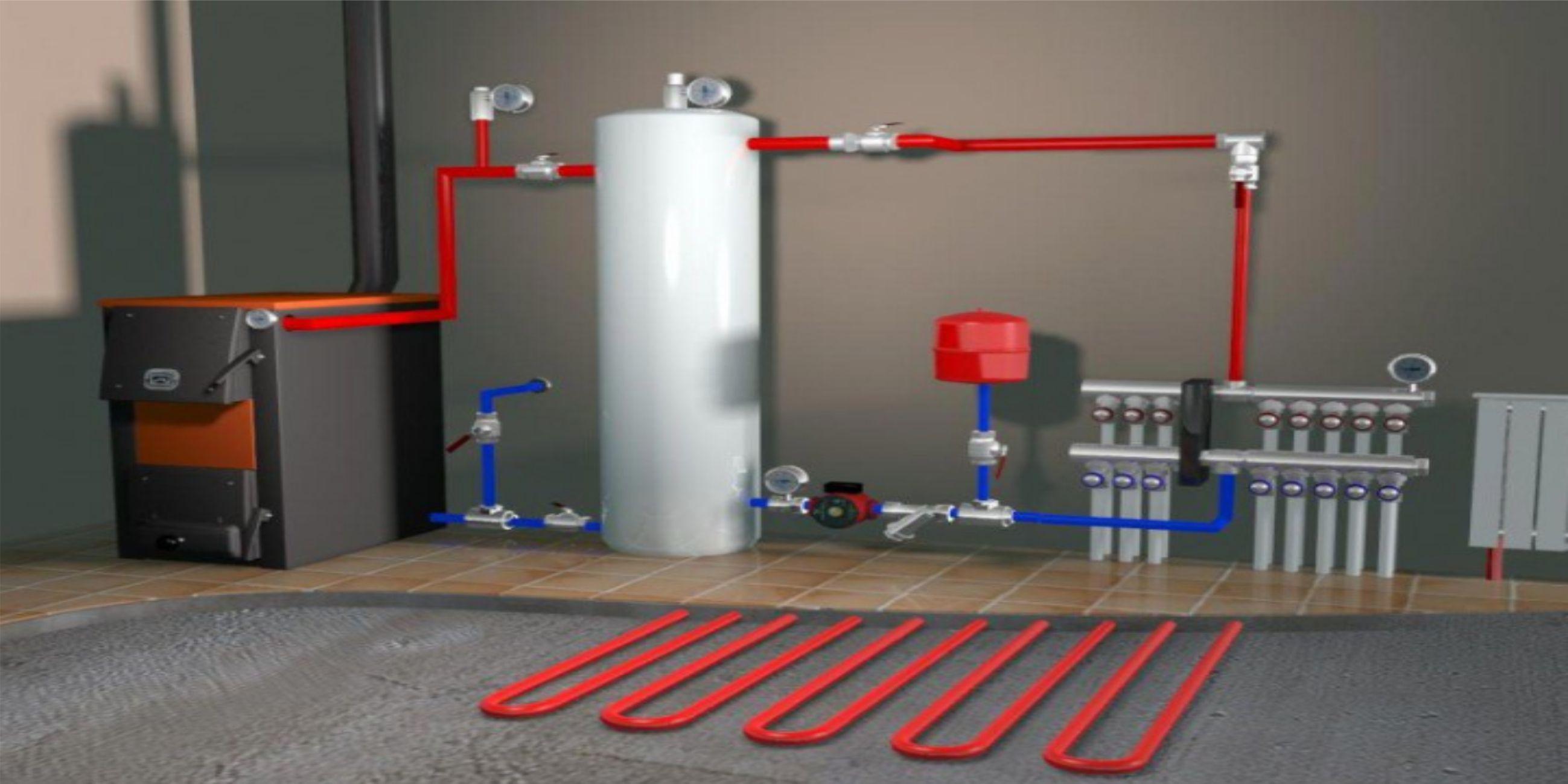 Электрический котел для отопления частного дома: тонкости выбора