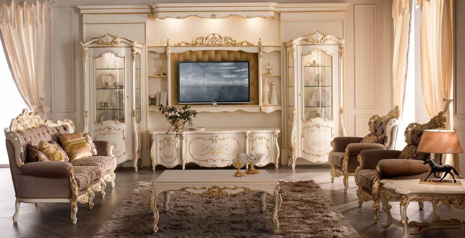 итальянская мебель для гостиной что подойдет для оформлении комнаты
