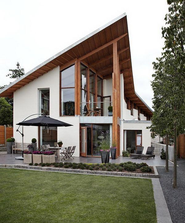 Как оформить дом в скандинавском стиле?