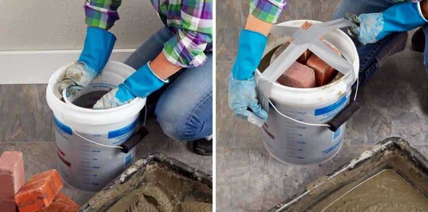 Изготовление вазонов из бетона своими руками 79