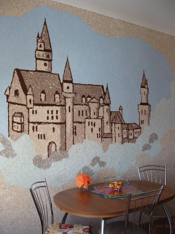 Декорирование стен 66