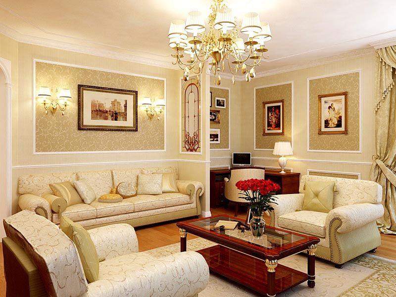 мебель для гостиной в классическом стиле 57 фото классика и