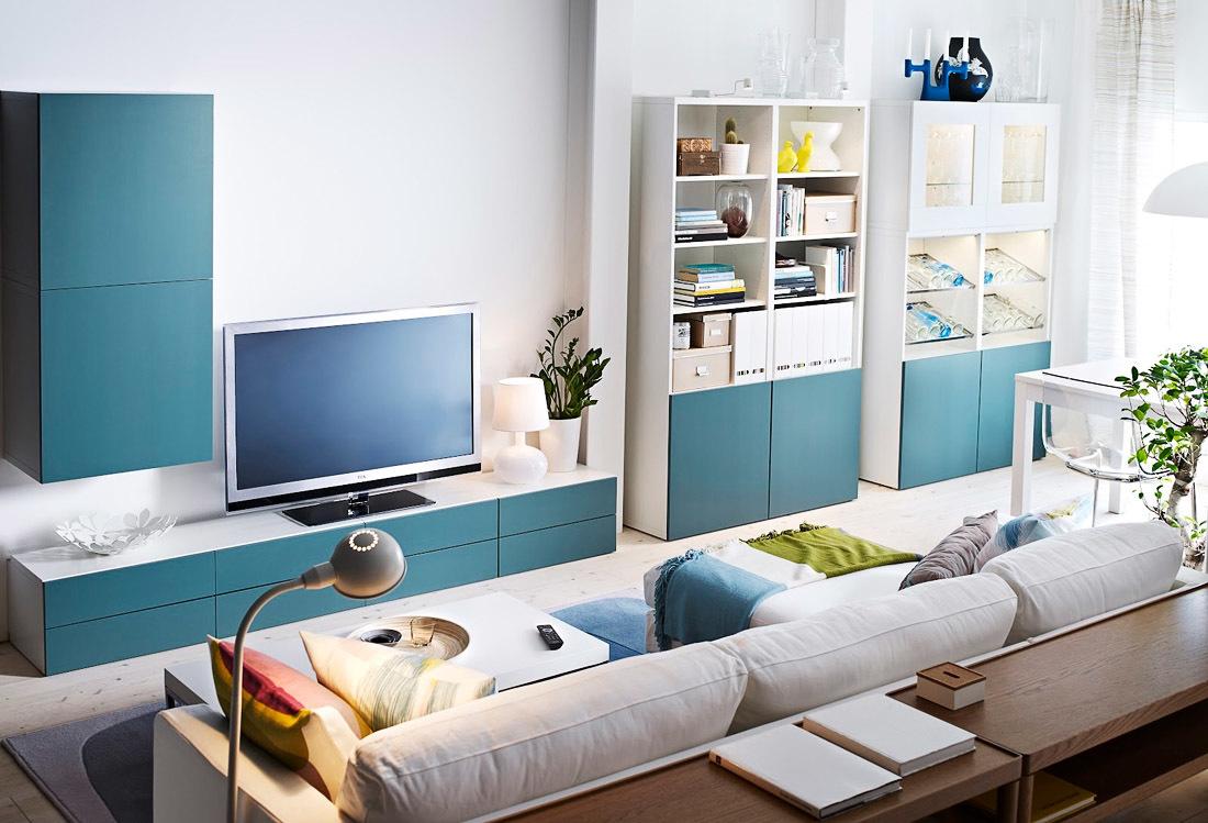 мебель Ikea для гостиной 37 фото белые изделия в зал дизайн и