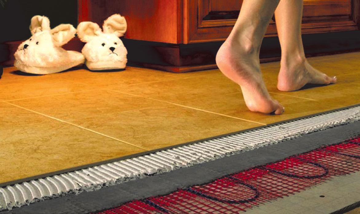 Как сделать деревянный пол теплый фото 662