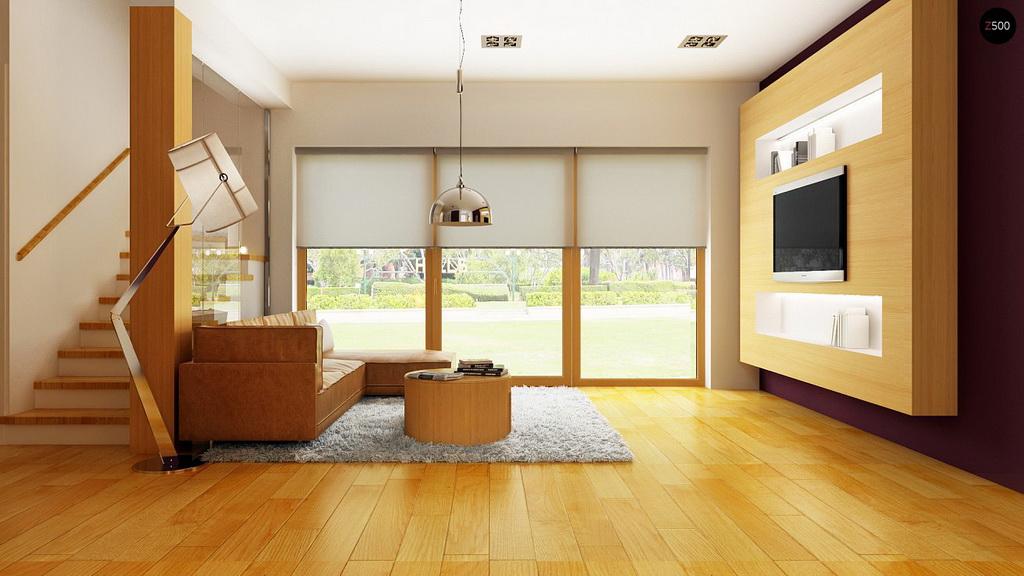 Проекты одноэтажных домов 8x10 с отличной планировкой