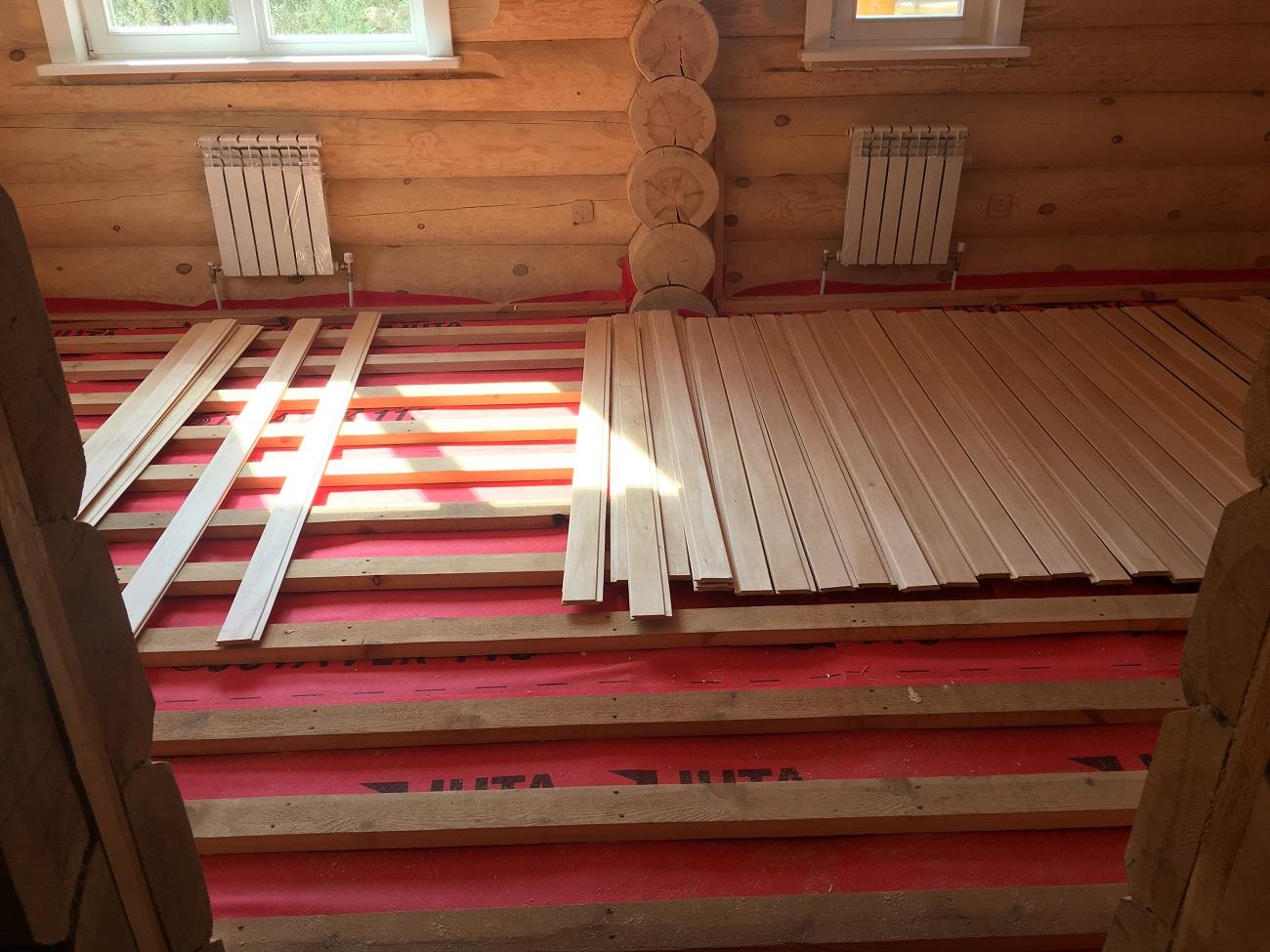 Строительство домов из бруса под ключ в Великом Новгороде 56