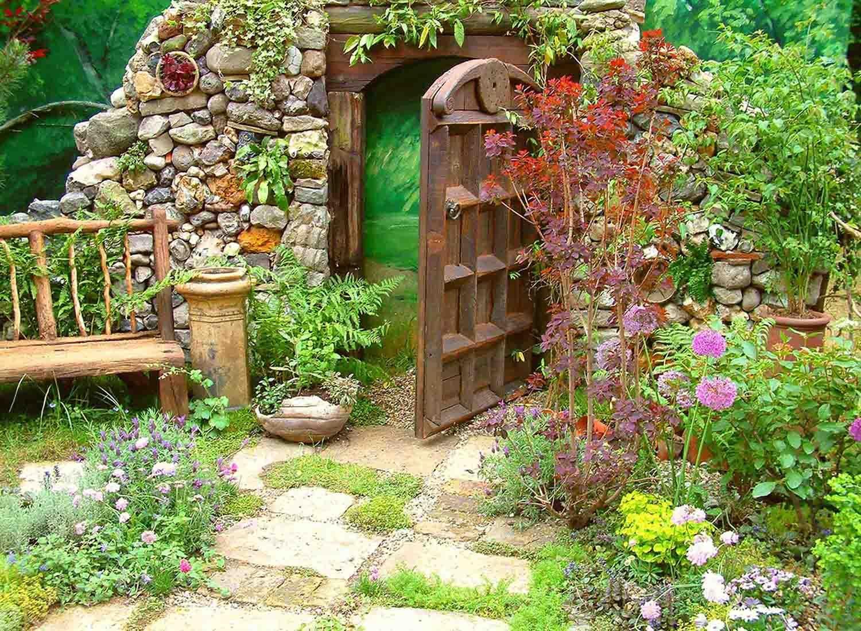Мой прекрасный сад своими руками ландшафтные хитрости - 20 фотографий 80