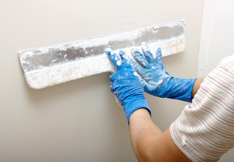 Штукатурка стен гипсовой штукатуркой своими руками - правила 14
