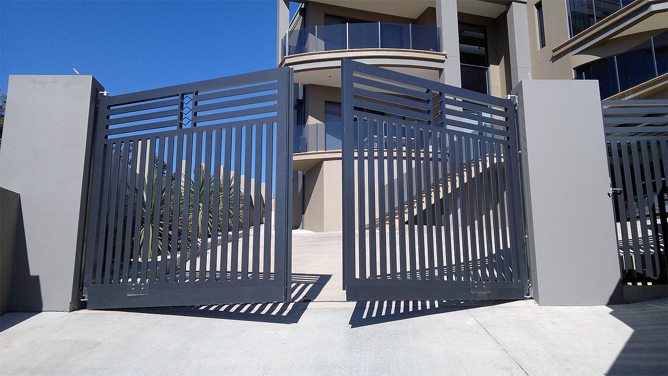 Различные виды и типы ворот