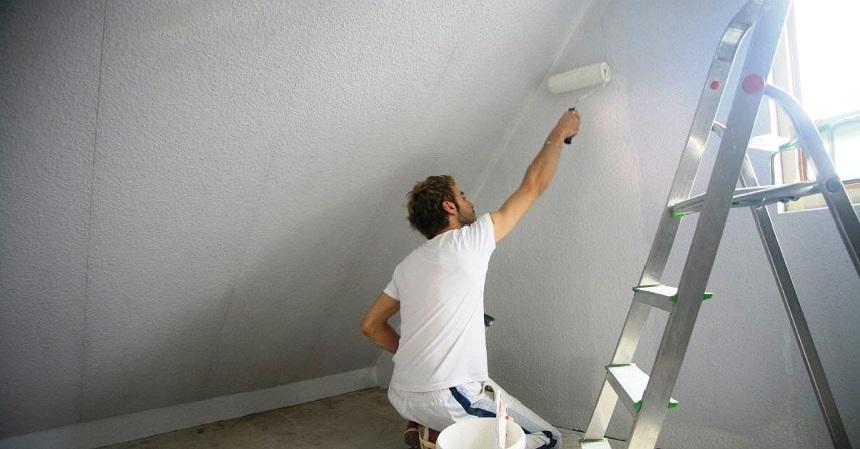 чем покрыть гипсокартонные стены