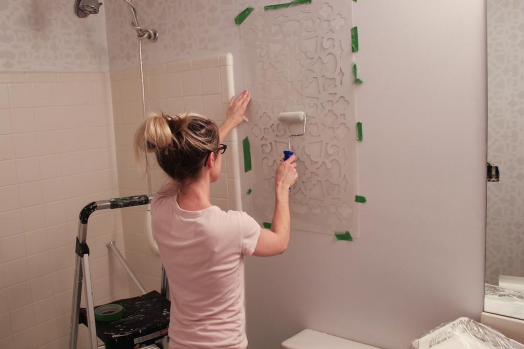 Покрасить ванную в домашних условиях фото 979