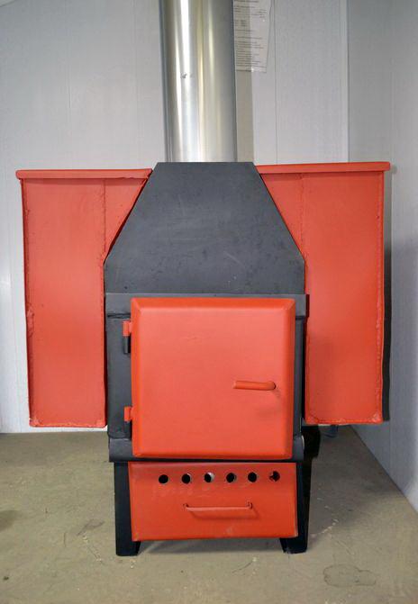 Печка буржуйка своими руками самодельные печки для гаража и дачи