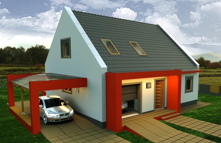 Двухэтажный гараж с жилым вторым резиновая плитка на пол в гараж купить