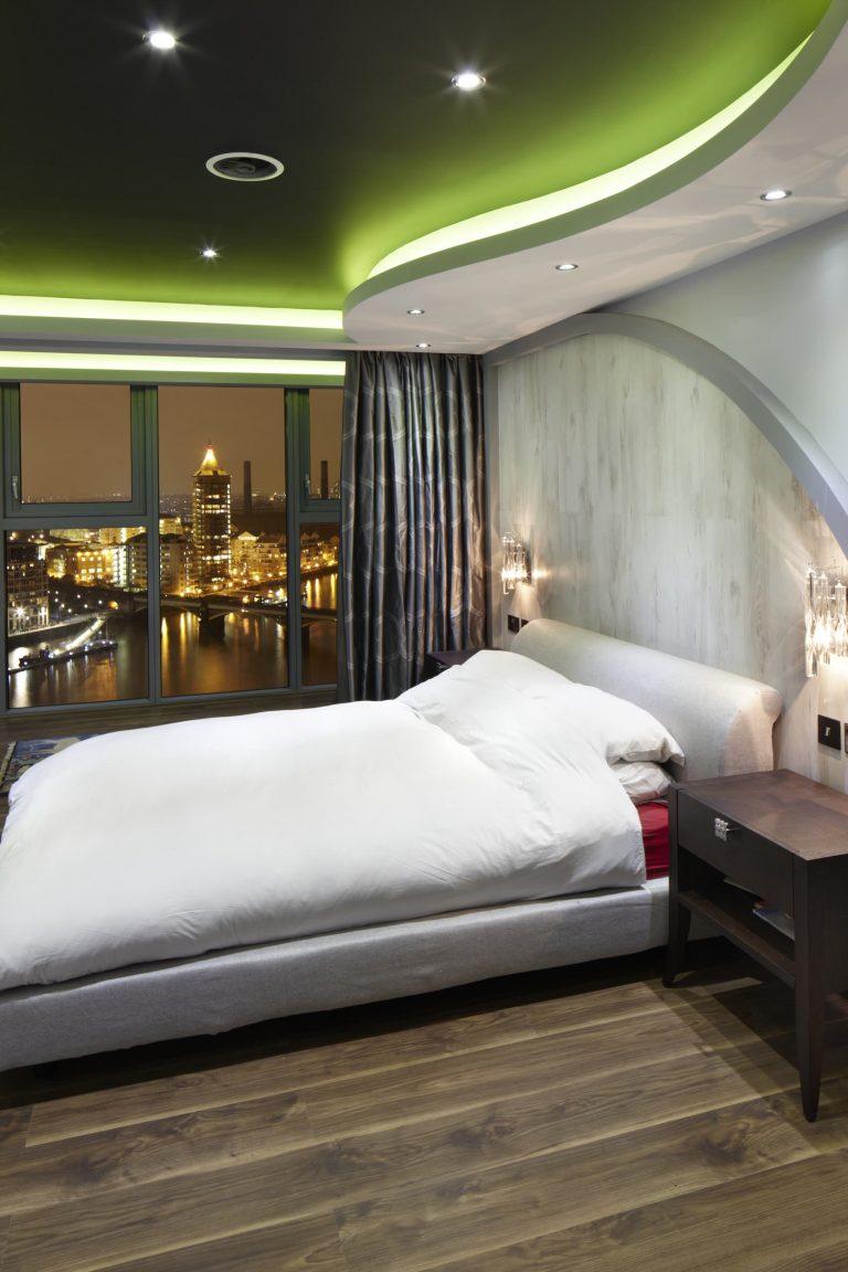 Двухуровневые потолки — 100 реальных фото идей дизайна