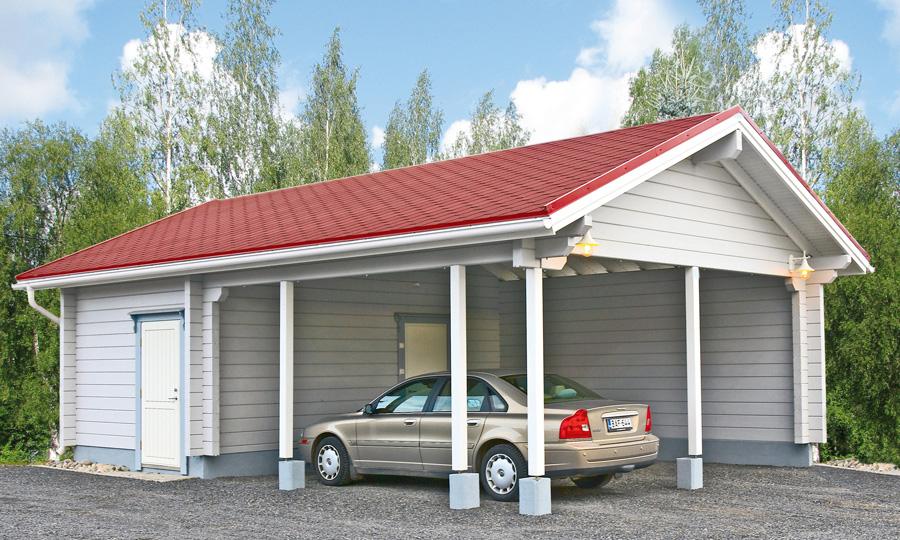 Как пристроить навес к гаражу постройка погреба своими руками в гараже