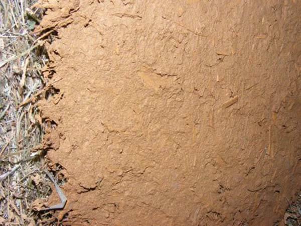 глина с навозом для штукатурки