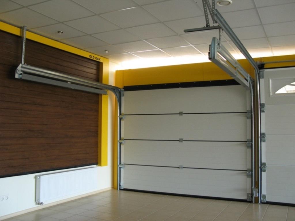 Вертикальные ворота своими руками для гаража фото 434